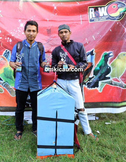 lomba burung RSW Cup