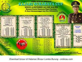 Kajari Surabaya Cup