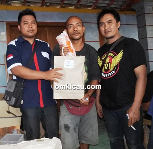 Launching Gantangan RI Jepon