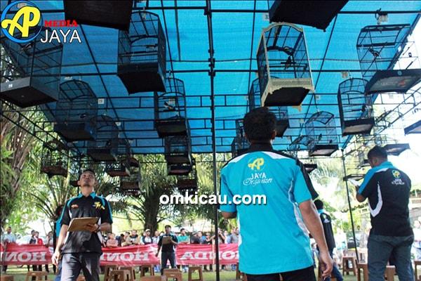 Liga AP Jaya Bengkalis Seri-1