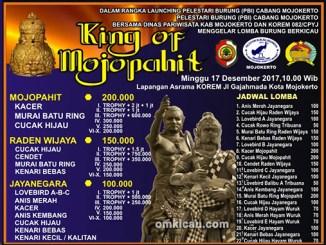 king of mojopahit