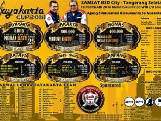 Jayakarta Cup 2018