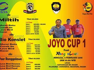 Joyo Cup 1
