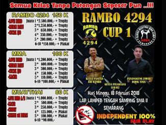 Rambo 4294 Cup 1