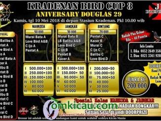 Kradenan Bird Cup 3