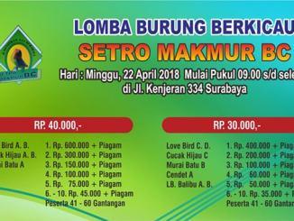 Launching Setro Makmur BC