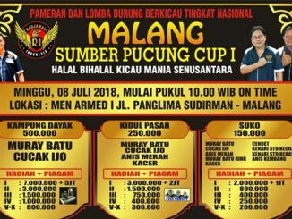 Sumber Pucung Cup I