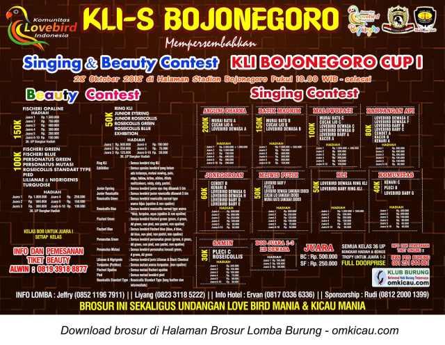 KLI Bojonegoro Cup I