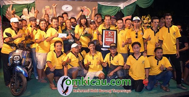 Duta Pakde Karwo Cup VIII