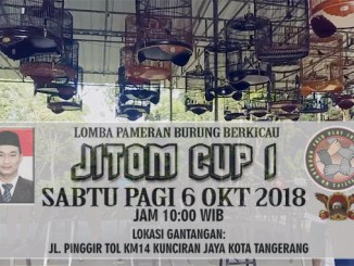 Jitom Cup 1