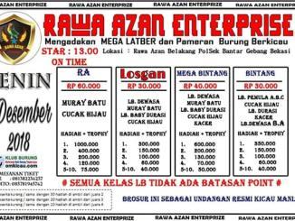 Mega Latber Rawa Azan Enterprise