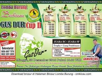 Gus Dur Cup II