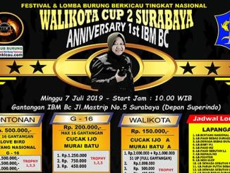 Wali Kota Cup 2 Surabaya