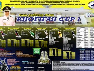 Khofifah Cup 1