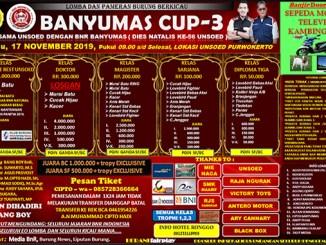 Banyumas Cup 3
