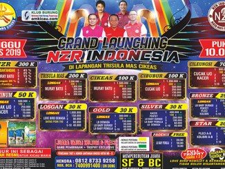 Grand Launching NZR Indonesia