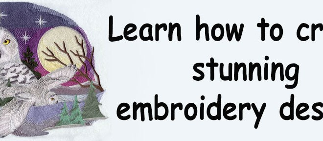 OML Embroidery Learn how to create stunning embroidery designs