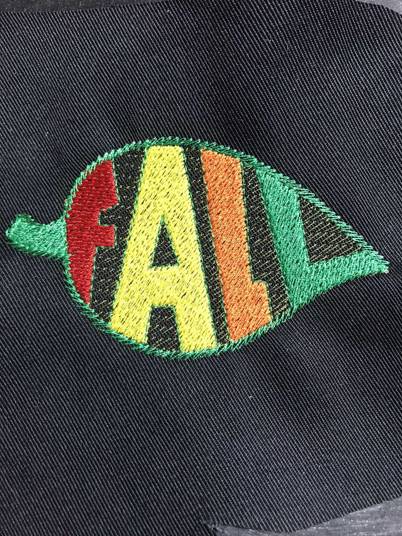 Free Machine Embroidery Design – OML Embroidery