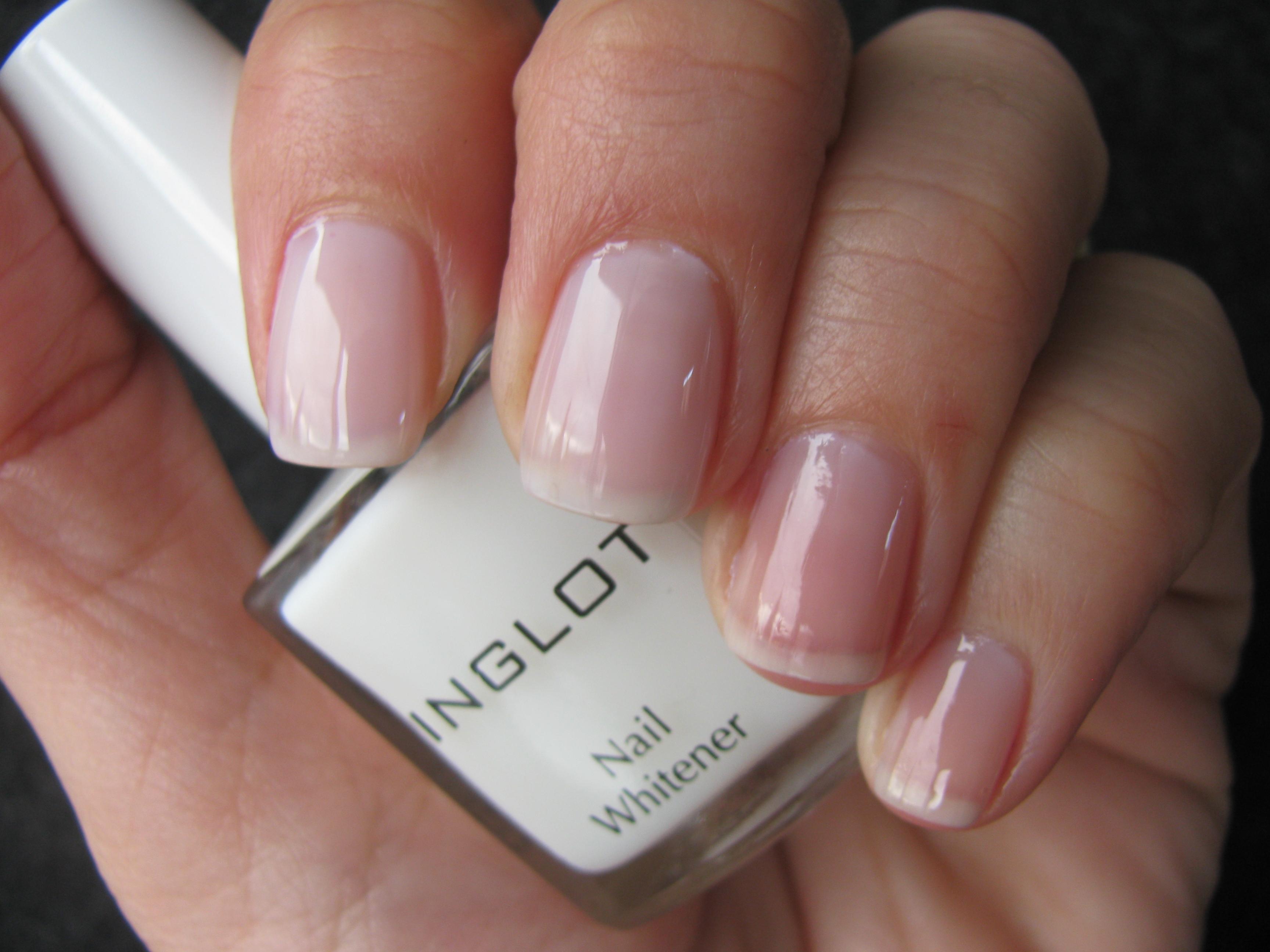 Inglot – #04 Nail Whitener   ommorphia beauty bar