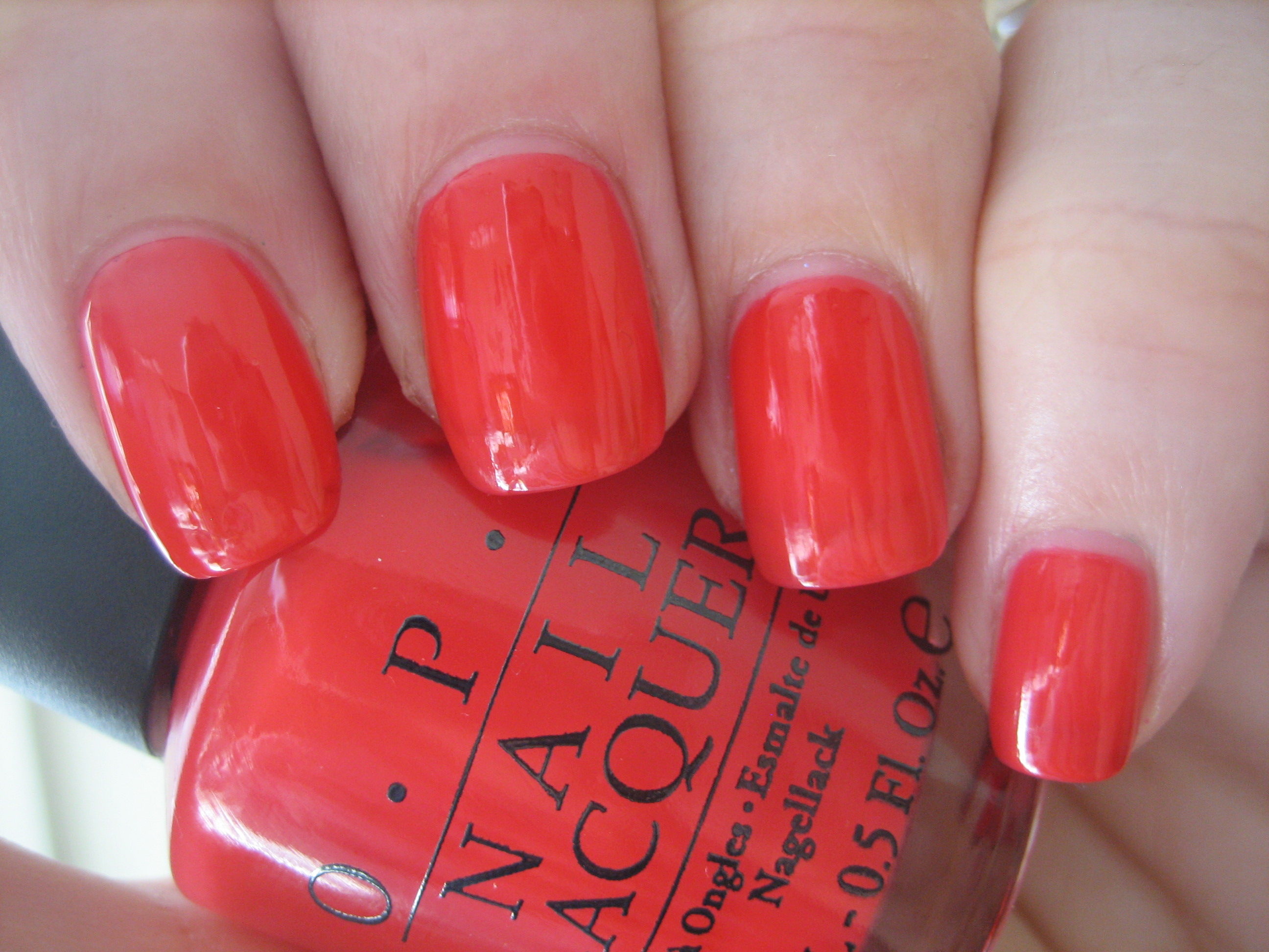 OPI Texas Collection – Big Hair…Big Nails (swatches & review ...