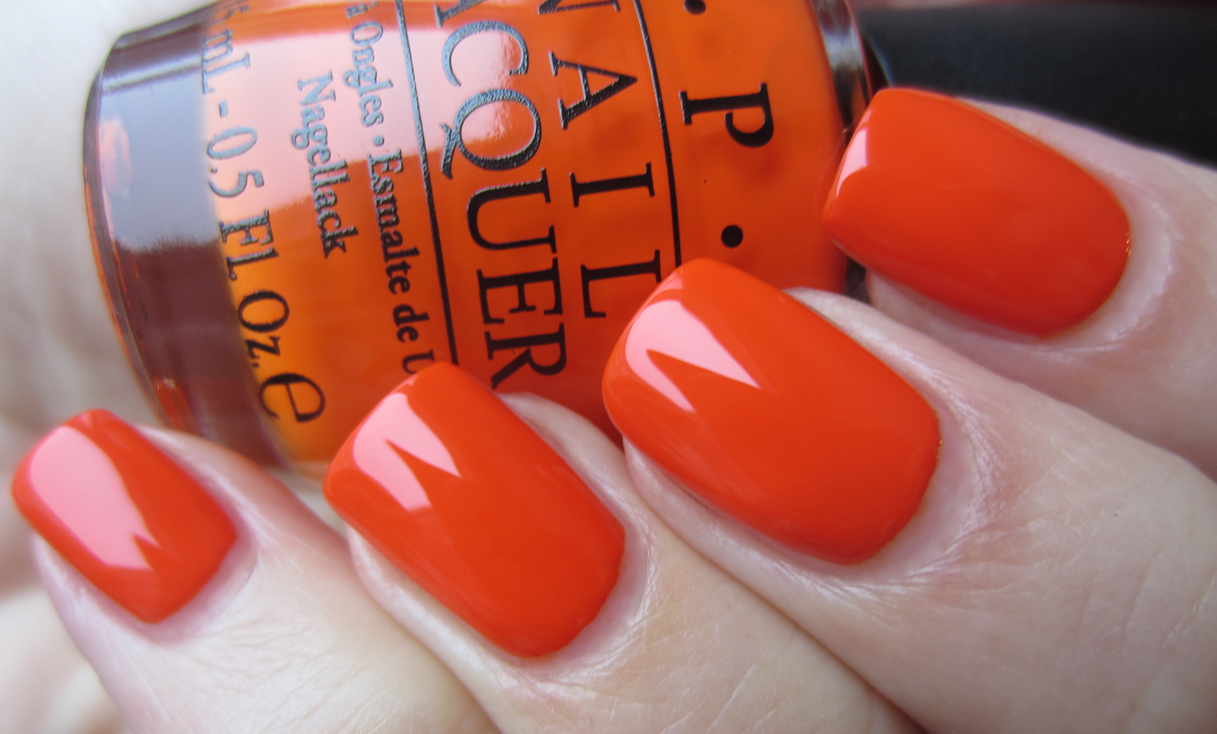 OPI – The Holland Collection: Part 1 \'The Crèmes\' (swatches & review ...