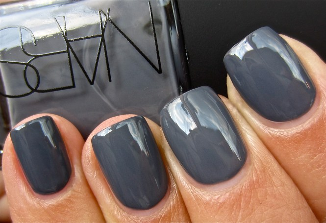 Hot Nail Trends For Spring 2016 Water Polish Design
