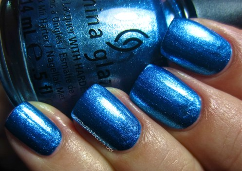 CG Blue Bells Ring swatch
