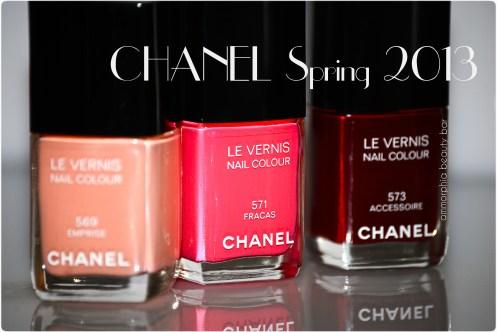 CHANEL Spring 2013 (opener)