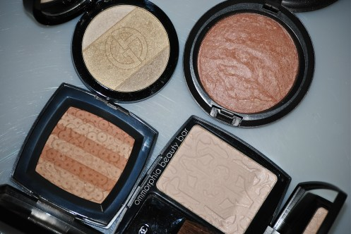 Highlighters - neutral powders