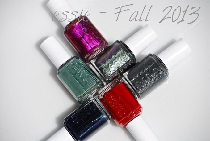 Essie Fall 2013 opener