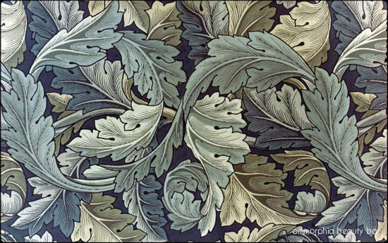 William Morris acanthus leaves 2