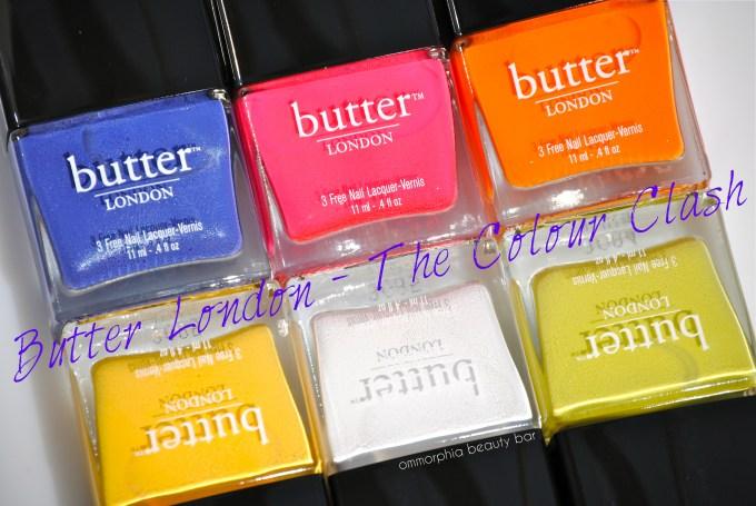 BL Colour Clash opener