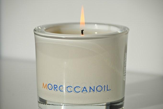 Moroccanoil Candle closer