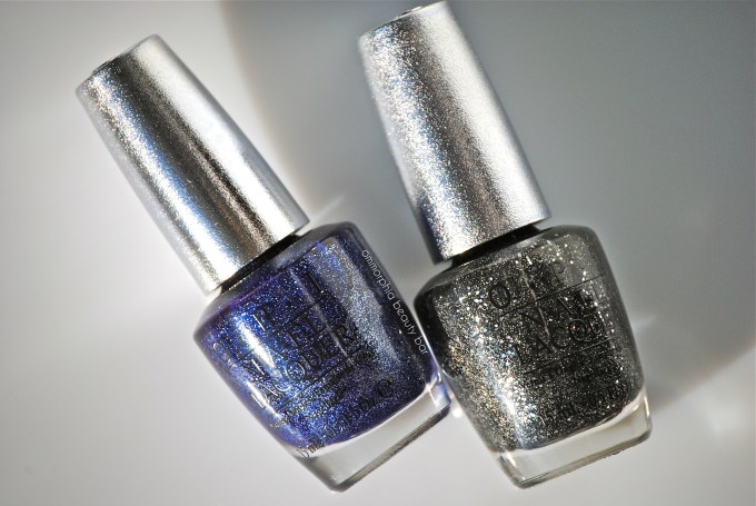 OPI DS Lapis & DS Pewter opener