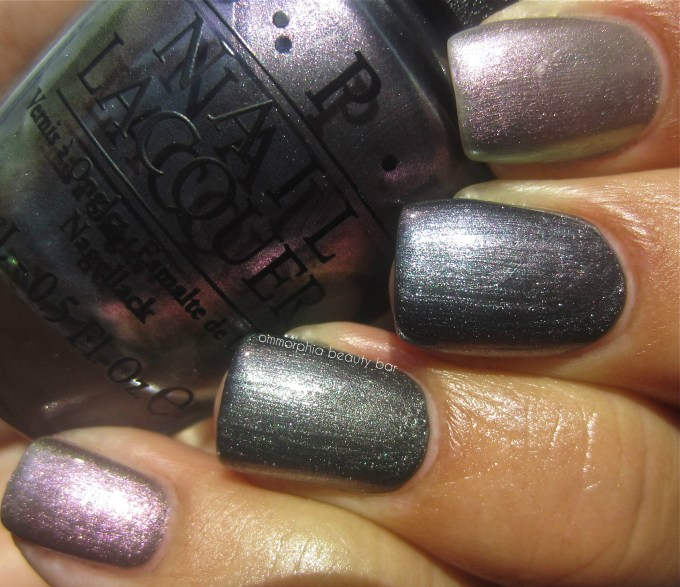 OPI Peace & Love & OPI comps swatch