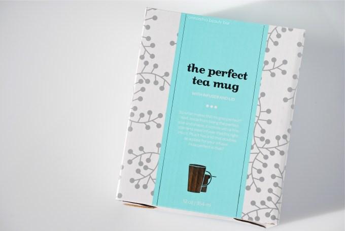 David's Tea Holiday Perfect Mug
