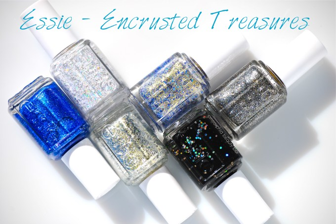 Essie Encrusted Treasures opener