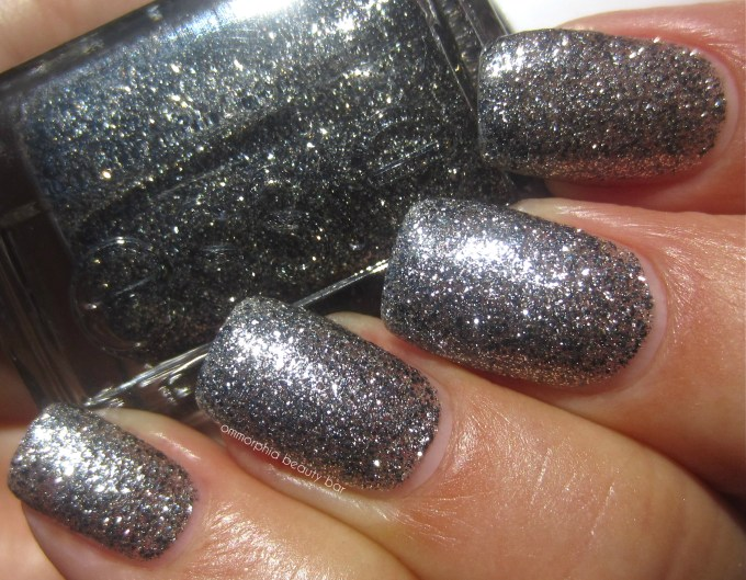 Essie Ignite the Night swatch 2