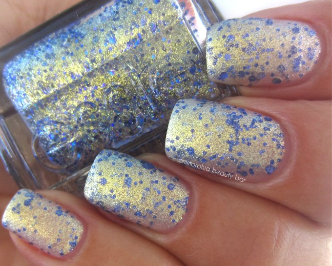 Essie On A Silver Platter swatch 4