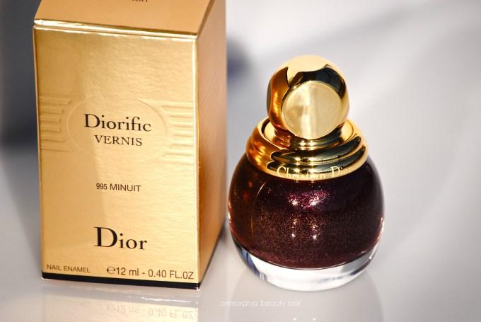 Dior Minuit closer