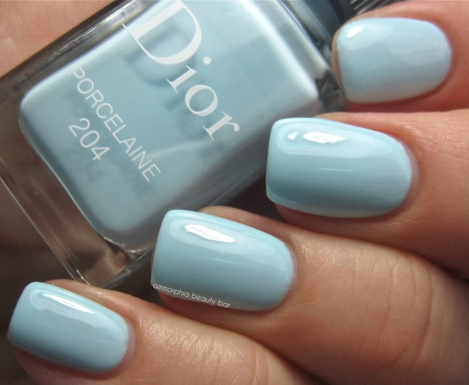 Dior Porcelaine swatch 2