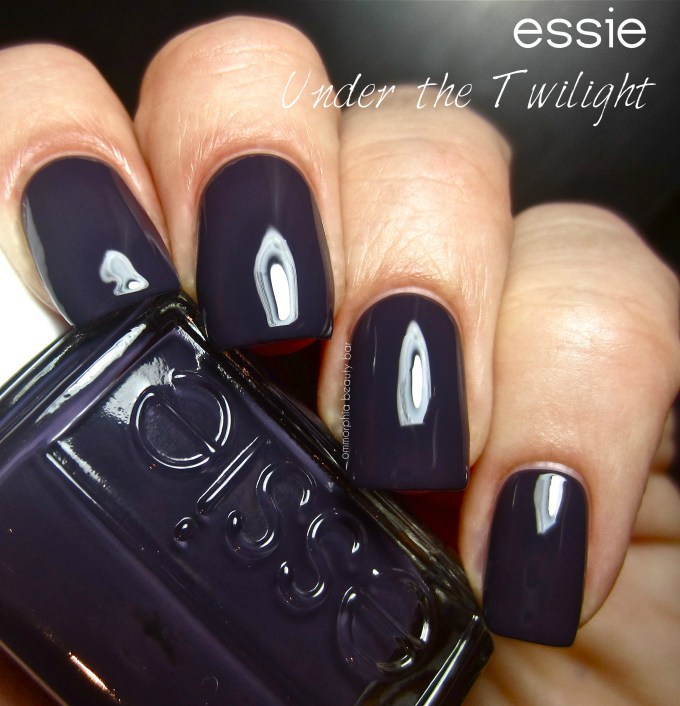 Essie Under the Twilight swatch