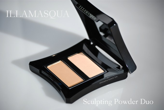 Illamasqua Sculpting Powder Duo opener