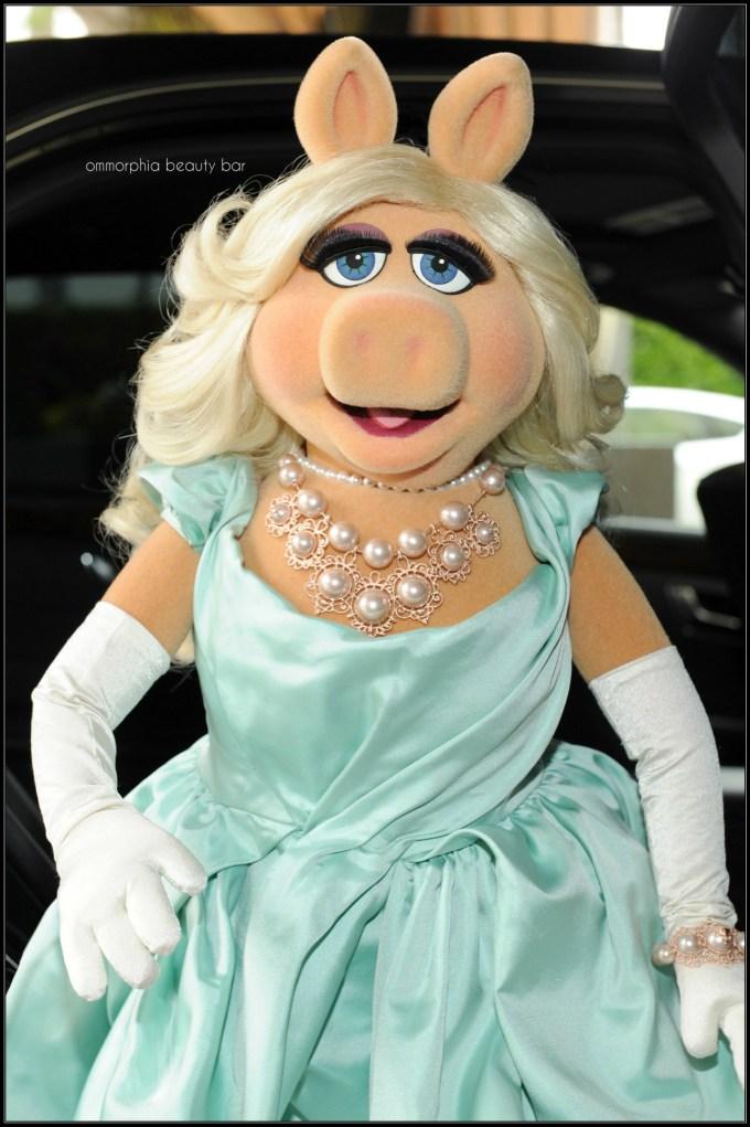 Miss Piggy in Vivienne Westwood