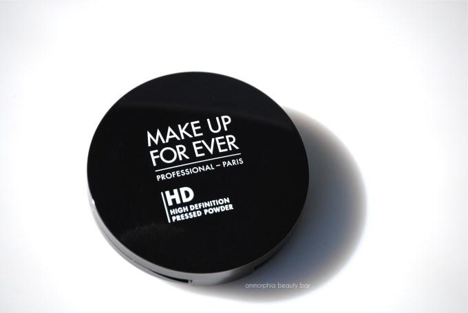 MUFE HD Pressed Powder closed
