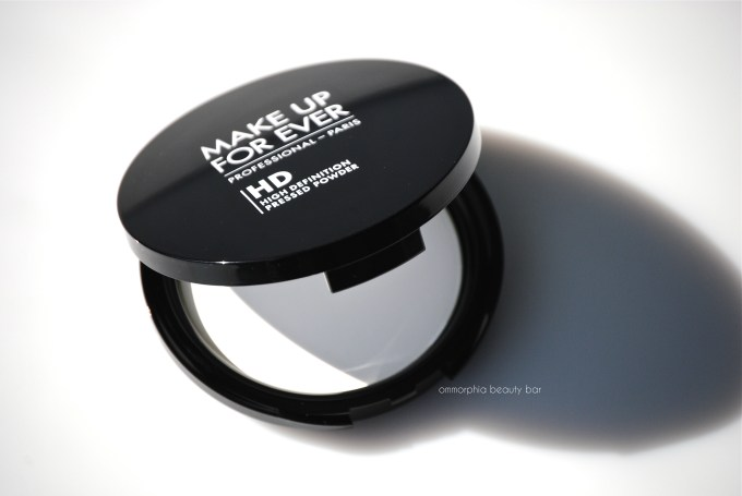 MUFE HD Pressed Powder opener