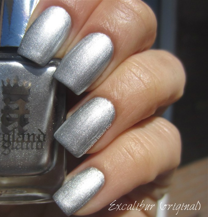 a-england Excalibur original swatch