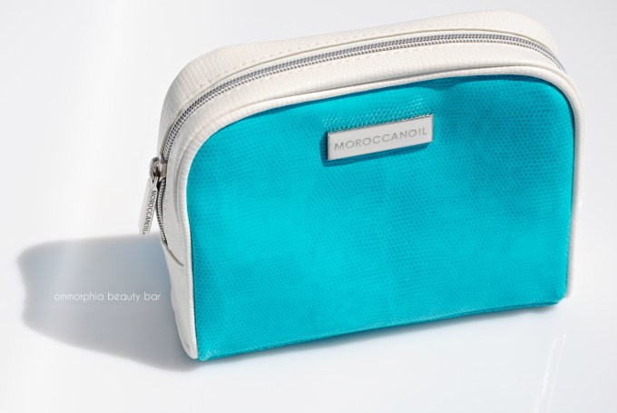 Moroccanoil Travel Kit closed pouch