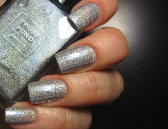 Trust Fund Beauty Don't Be Shady swatch