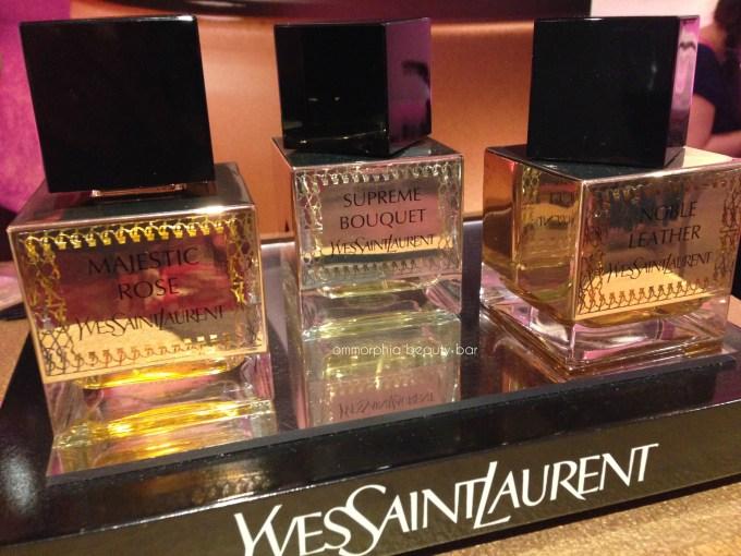YSL Or Rouge new fragrances